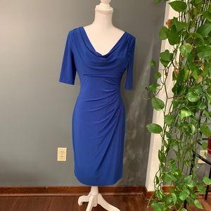 Ralph Lauren Blue Dress~Size 6